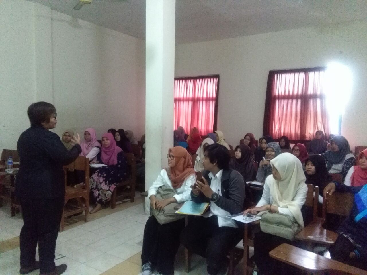 Kuliah Tamu Design Training