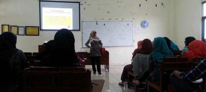 Kuliah Tamu Psikologi Pendidikan Anak Usia Dini