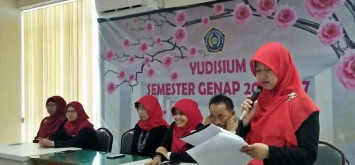 Prosesi Yudisium Fakultas Psikologi