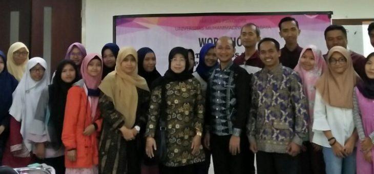 Dr. M. Ghazali Bagus Ani Putra, Psi; Berbagi Strategi Lolos Seleksi Proposal PKM